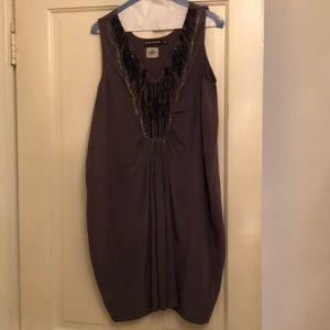 Beautiful silk dress by Antix Batik